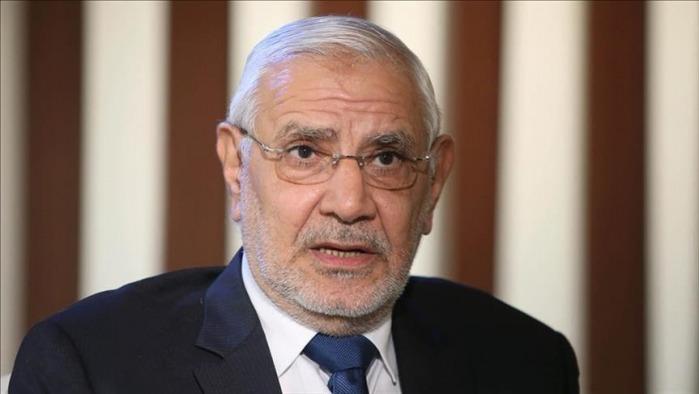 حبس عبدالمنعم أبو الفتوح 15 يوما
