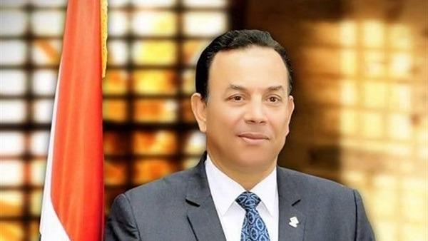 رئيس جامعة المنوفية يهنئ «سلامة» لفوزه بمنصب أمين عام اتحاد الجامعات العربية