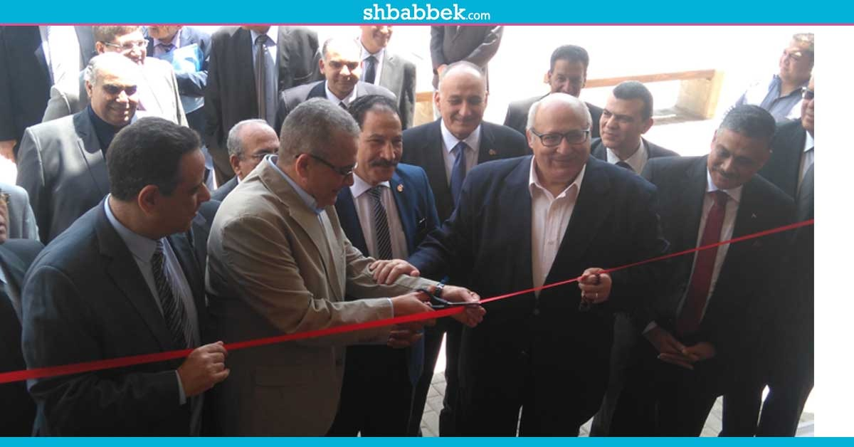 بحضور وزير التعليم العالي.. عين شمس تفتتح المستشفى التخصصي بالعبور