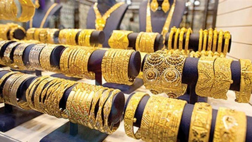 انخفاض سعر الذهب السبت 8 يوليو 2017