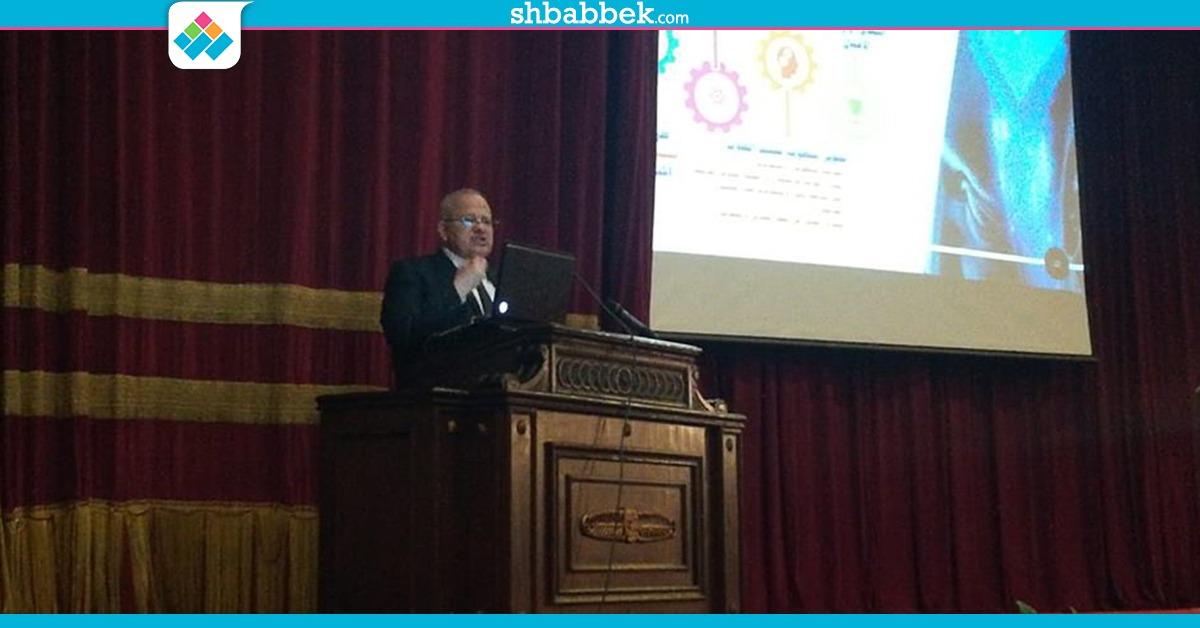 رئيس جامعة القاهرة: يجب تغيير طريقة تفكير المصريين