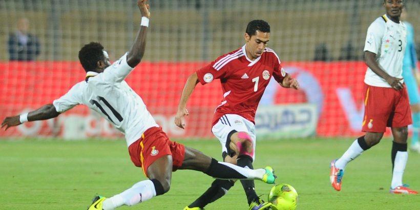 مصر تخسر من أوغندا في تصفيات كأس العالم