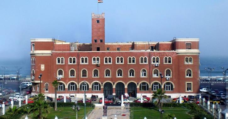 دعم 22 مشروع تخرج في جامعة الإسكندرية بقيمة مليون جنيه
