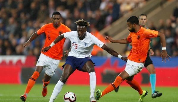 الهدف الأول لإنجلترا أمام هولندا في نصف نهائي الأمم الأوربية (فيديو)