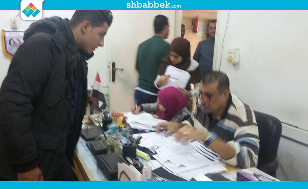 قبول 16 طعنا على مرشحي اتحاد «تجارة بنها» و67 طالبا يخوضون الانتخابات