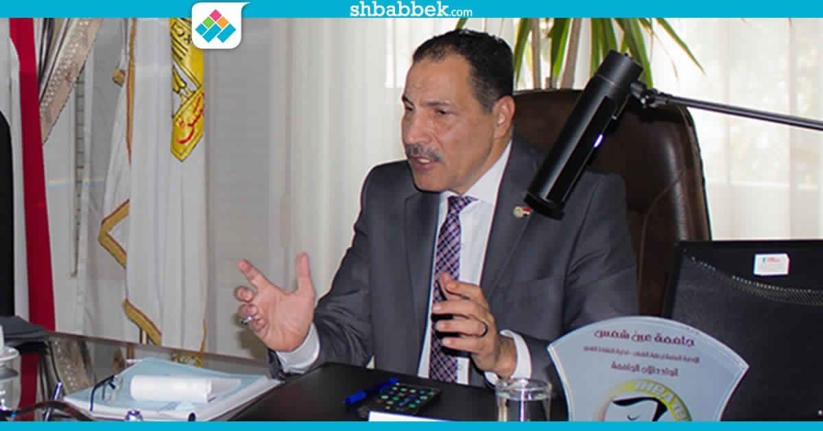 جامعة عين شمس: مستعدون لتنسيق طلاب الثانوية بـ5 معامل لتسجيل الرغبات