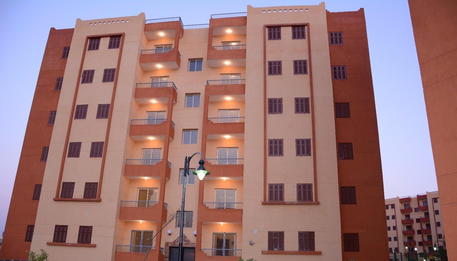 الحجز بالأسبقية.. التعمير والإسكان تفتح باب حجز وحدات سكنية في السادس من أكتوبر