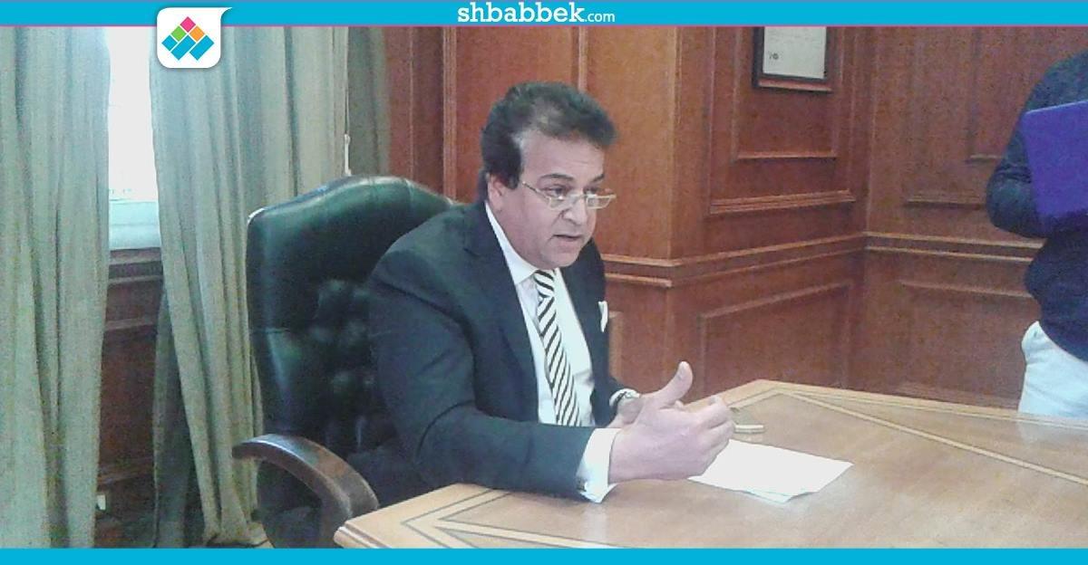 تجديد ندب عادل عبدالغفار مستشارا إعلاميا لوزارة التعليم العالي