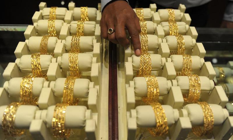أسعار الذهب اليوم الأربعاء 21 يونيو 2017