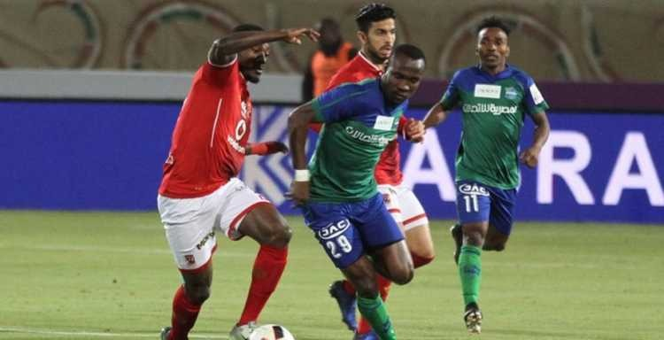 جدول ترتيب الدوري المصري بعد فوز الأهلي على مصر المقاصة