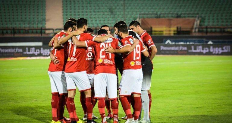 أولى لقاءات البطولة العربية.. تشكيل الأهلي أمام الفيصلي الأردني