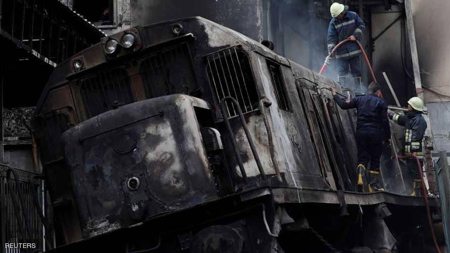 كارثة في محطة مصر