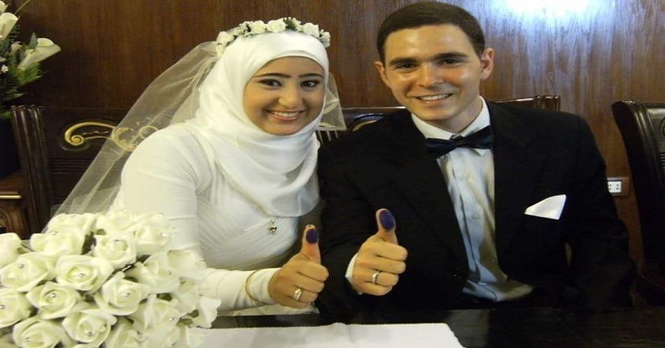 كريم ونسرينا اتجوزوا ببساطة.. أسهل طريقة للزواج بـ20 ألف جنيه