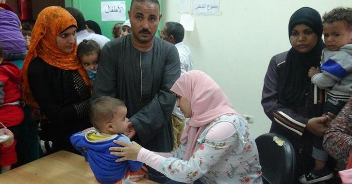 جامعة المنيا تطلق أول قافلة شاملة لقرى المحافظة «طبية – بيطرية - توعوية»