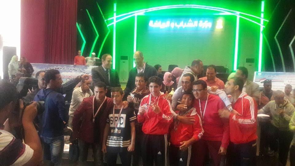 جامعة عين شمس تحصد 20 ميدالية في بطولة الجامعات ل«متحدي الإعاقة»
