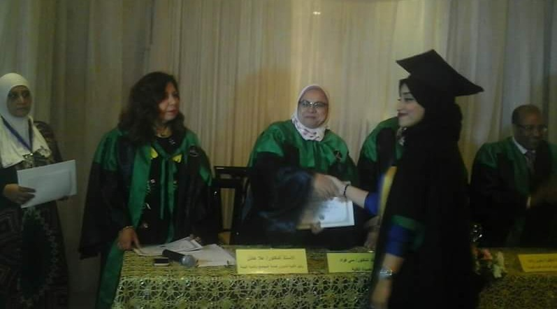 ألسن عين شمس تحتفل بتخريج دفعة جديدة من الطلاب