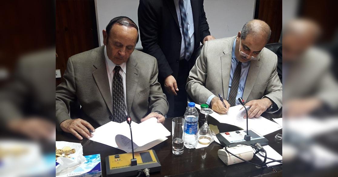 جامعة الأزهر توقع برتوكول تعاون مع جامعة النيل في مجال ريادة الأعمال