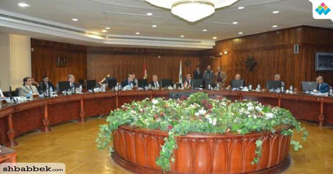 ترقية 7 أعضاء هيئة تدريس وتعيين 9 مدرسين بجامعة طنطا