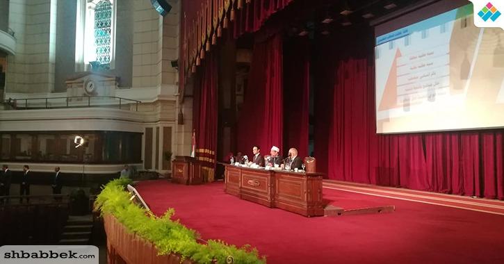 وزير الأوقاف من جامعة القاهرة: «ما أجمل الدين والدنيا إذا اجتمعا»