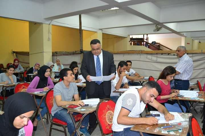 ضبط 584 حالة غش في امتحانات جامعة الإسكندرية