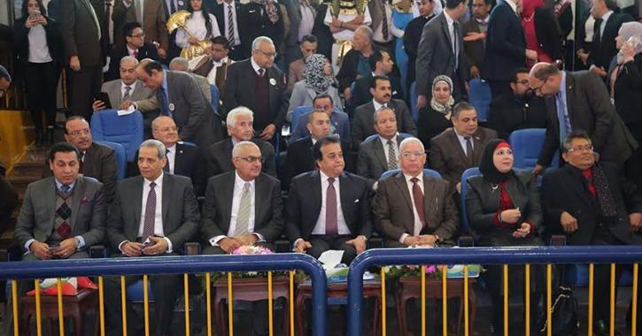 وزير التعليم العالي يطلق مبادرة «ادرس في مصر»