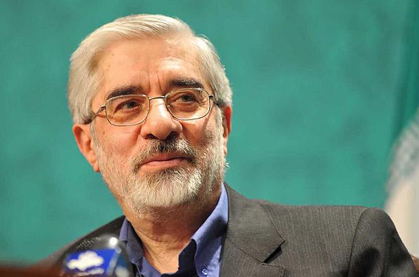 المعارض الإيراني اليساري مير حسن موسوي
