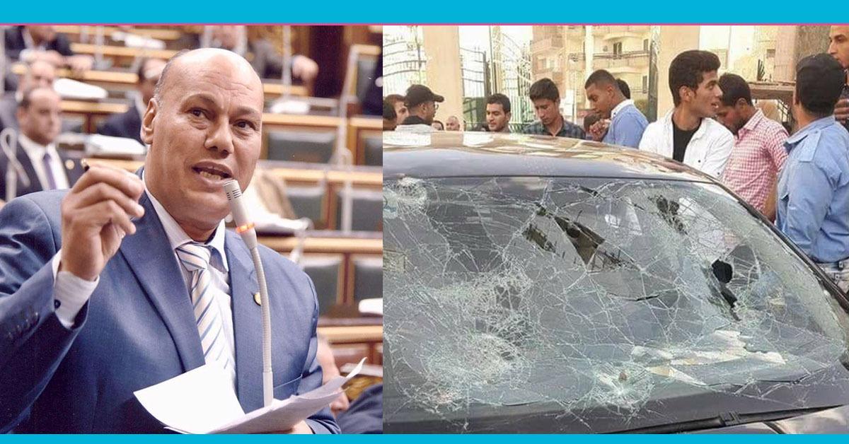 من الضرب حتى الصلح واتهام الإخوان.. تفاصيل ضرب برلماني لسيدات أمن جامعة الفيوم