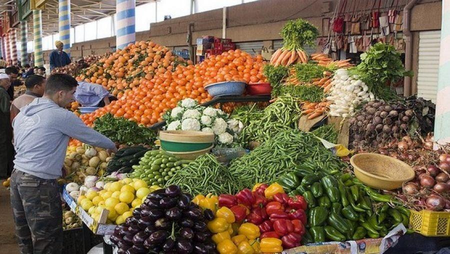 أسعار الخضراوات والفاكهة والسلع الرمضانية اليوم الإثنين 19-6-2017