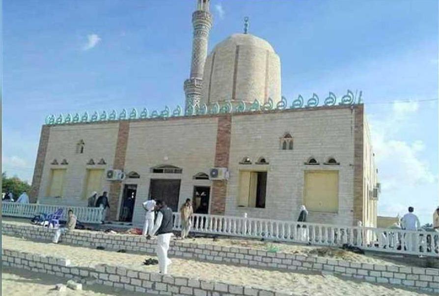 محافظ شمال سيناء يكشف ملابسات حادث مسجد الروضة