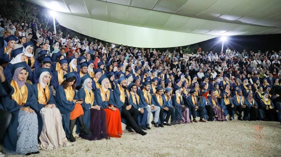 جامعة هليوبوليس تحتفل بخريجي دفعة 2018