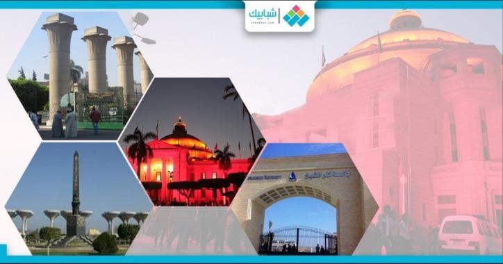 تعيين 11 عميدا في مختلف الجامعات المصرية