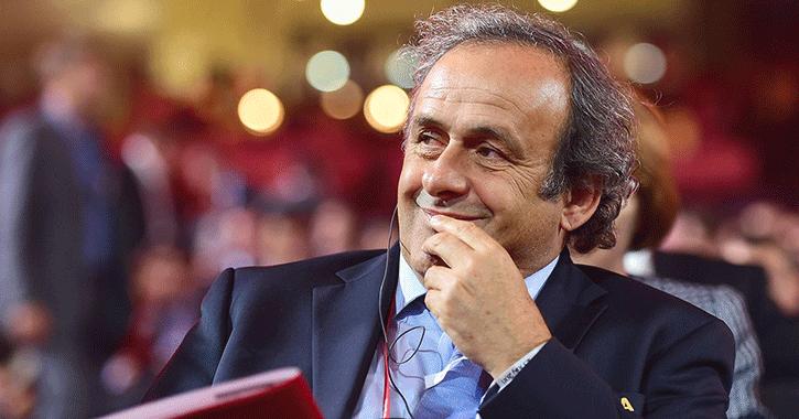 التحقيق مع رئيس الاتحاد الأوروبي بسبب مونديال قطر