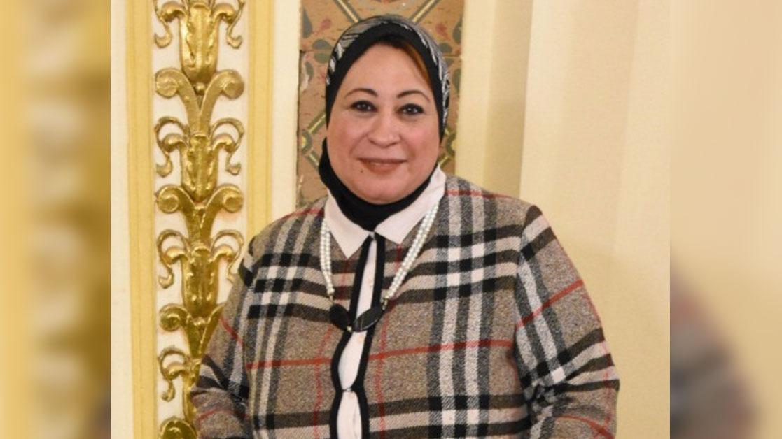 عبير سعد زغلول عميدا لكلية التمريض جامعة القاهرة