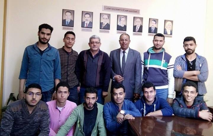 أسماء الفائزين في بطولة الشطرنج بجامعة المنصورة