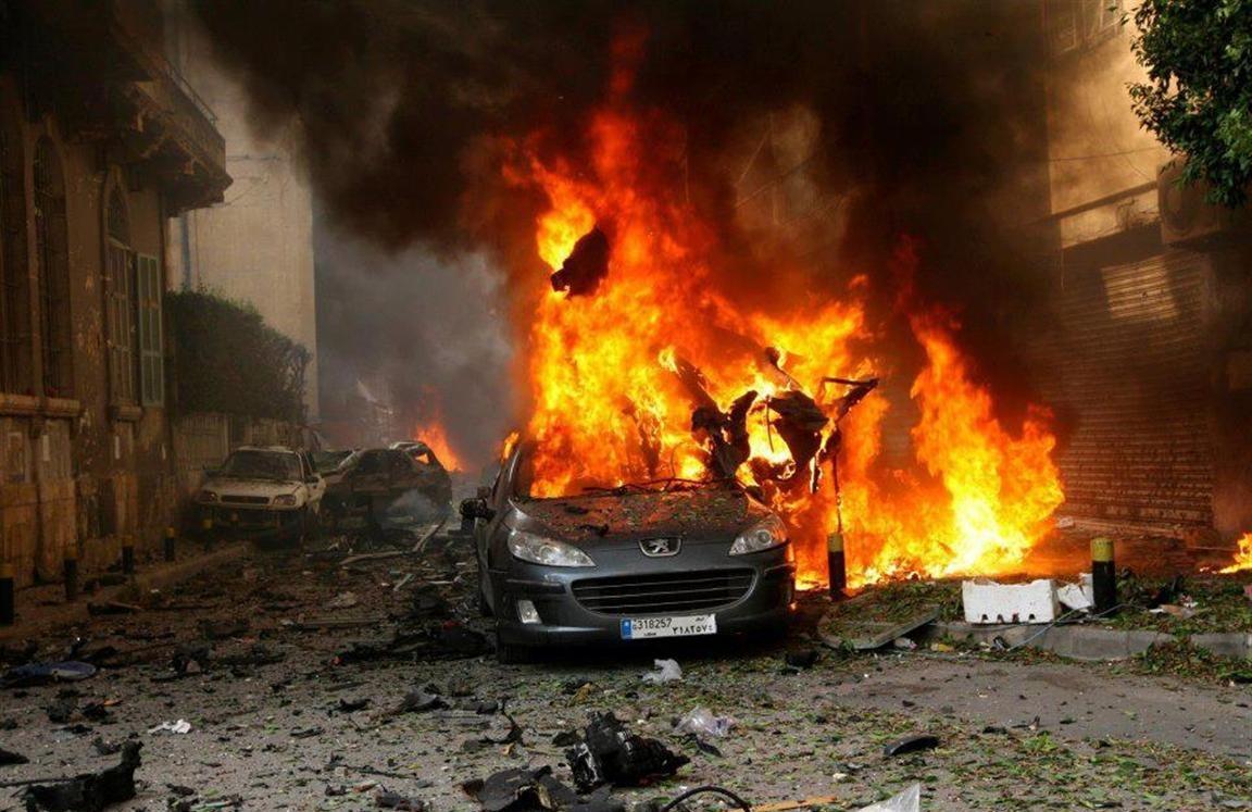 «حسم» تتبنى الهجوم على سيارة أمن مركزي بجنوب القاهرة