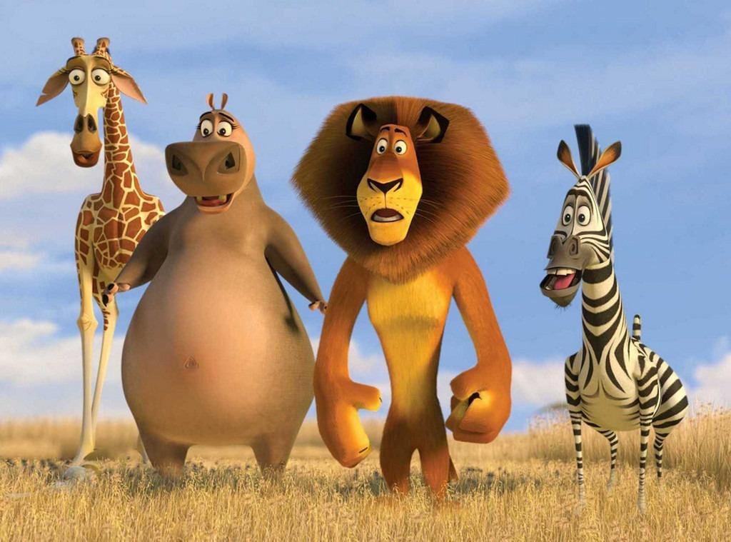 فيلم السهرة.. كرتون ومغامرة في «Madagascar2»
