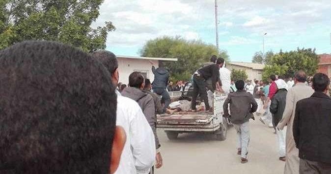 قرار من النائب العام بشأن حادث تفجير مسجد الروضة