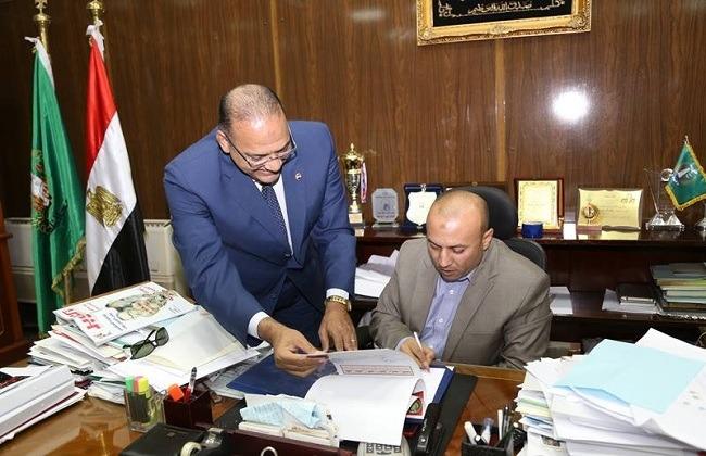 القبض على محافظ المنوفية هشام عبد الباسط قبل لقائه بالسيسي