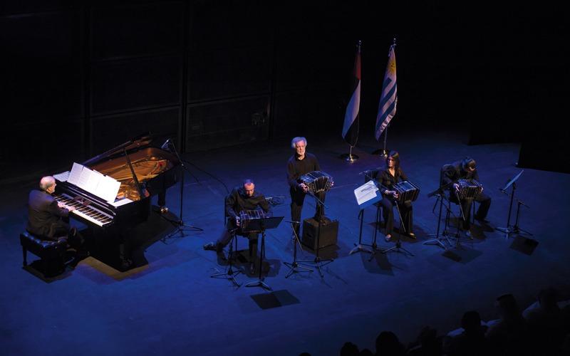 خروجتك عندنا.. «المغنواتية» في الساقية وموسيقى التانجو بالأوبرا