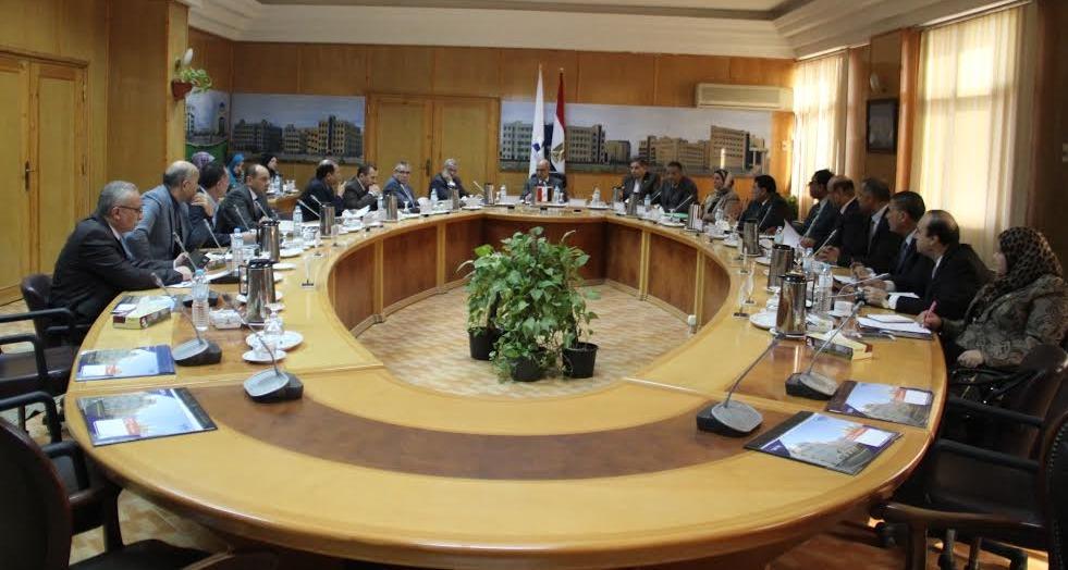 جامعة كفر الشيخ توافق على إنشاء كليتين جديدتين