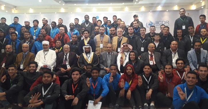 رئيس جامعة الأزهر في لقاء مفتوح مع طلاب العالم الإسلامي