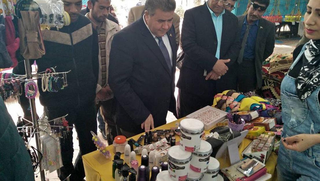 5 كليات تشارك بأعمالها في معرض جامعة بنها.. تعرف على المنتجات والأسعار