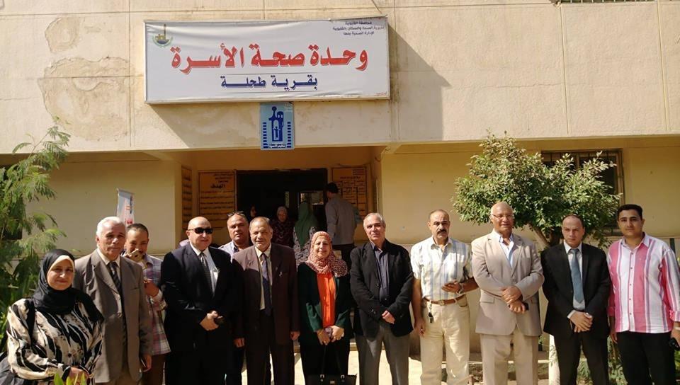 خدمات طبية وتوعوية.. جامعة بنها تنظم قافلة شاملة إلى قرية «طحلة»