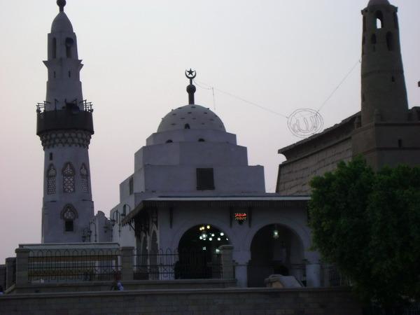 8 معلومات  لا تعرفها عن مسجد «أبو الحجاج الأقصري»