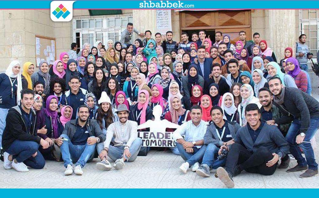 نموذج حكام الغد يبدأ نشاطه للعام الرابع بجامعة القاهرة
