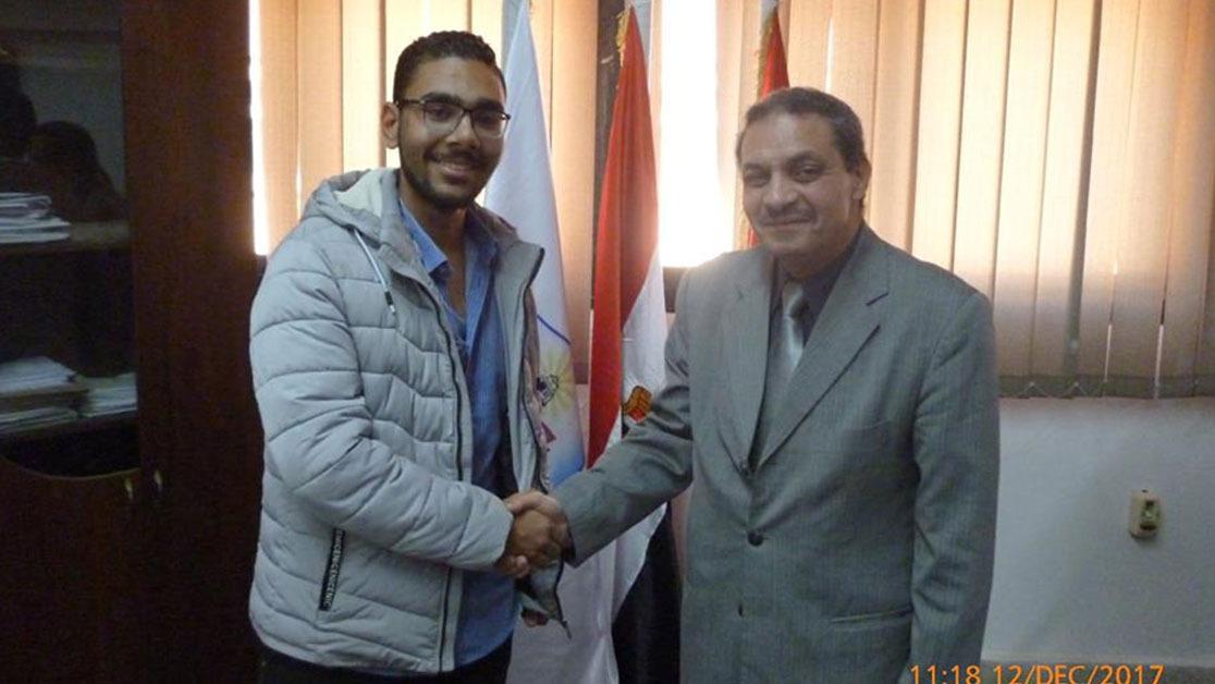 انتخاب شاهر عماد رئيسا لاتحاد «علوم بورسعيد»