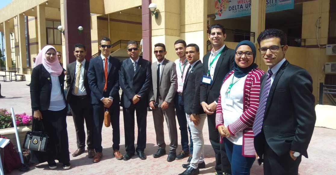 جامعة المنيا تحصد المراكز الأولي في مؤتمر «علماء المستقبل» (صور)