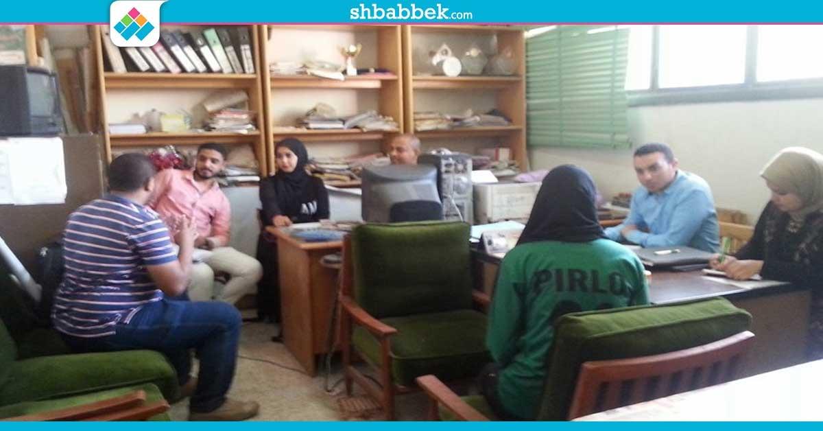 «نموذج محاكاة جامعة الدول العربية» يفتح باب التسجيل لطلاب جامعة أسيوط
