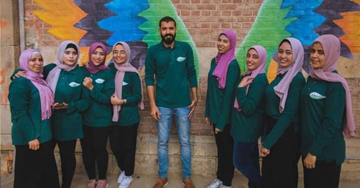 «جمّلها».. طلاب بـ«إعلام أسيوط» يدشنون حملة لزيادة المساحات الخضراء