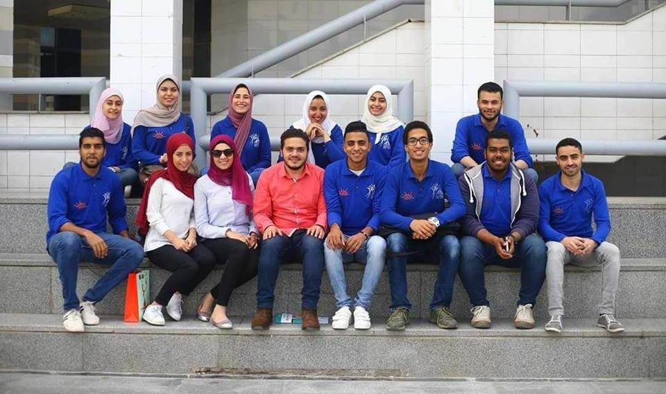 فرصة لتدريب الطلاب.. برلمان «عين شمس» يطلق حملة «سلم واستلم»